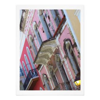 Foto Construções coloridas em San Juan velho Puerto