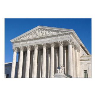 Foto Corte suprema dos Estados Unidos