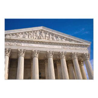 Foto Corte suprema dos Estados Unidos da América