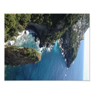 Foto Costa bonita de Amalfi, Praiano, Italia