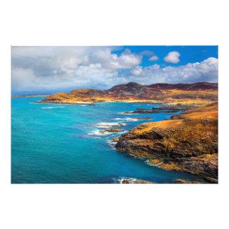 Foto Costa oeste de Scotland