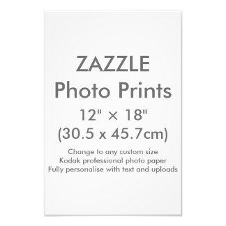 """Foto Costume 12"""" de Zazzle × 18"""" modelo do impressão da"""