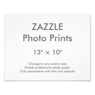 """Foto Costume 13"""" de Zazzle × 10"""" impressão 33 X.25 cm"""