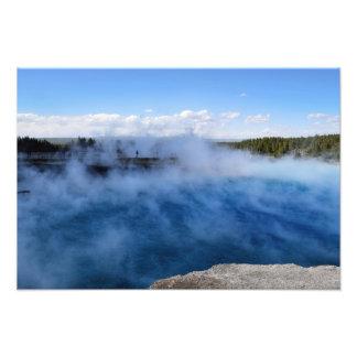 Foto Cratera do geyser das maravalhas