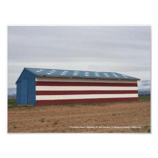 """Foto Da """"celeiro"""" Madera County liberdade, Califórnia"""
