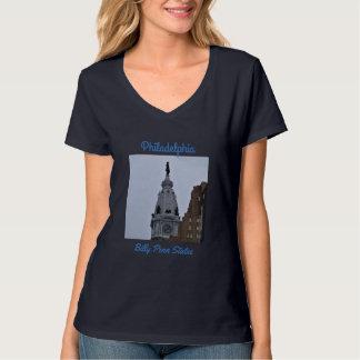Foto da estátua de Philadelphfia Billy Penn Camiseta