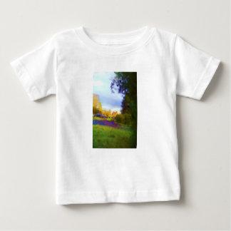 Foto da natureza e do carro tshirt