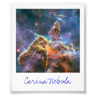 Foto da nebulosa de Carina