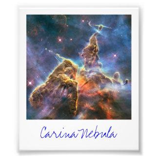 Foto da nebulosa de Carina Impressão De Foto