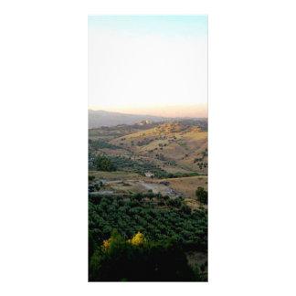 Foto de Italia do dia dos pais & marcador da 10.16 X 22.86cm Panfleto