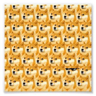 Foto Desenhos animados do Doge - textura do doge -