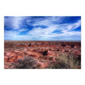 Foto Deserto pintado