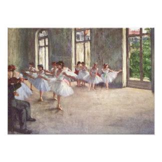Foto Desgaseificaram o ensaio do balé