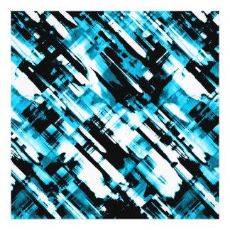 Foto Digitalart G253 do abstrato do preto azul do
