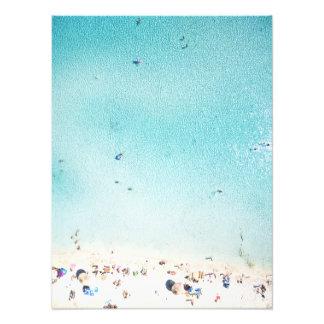 Foto Divertimento da praia de cima de