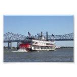 Foto do barco de rio