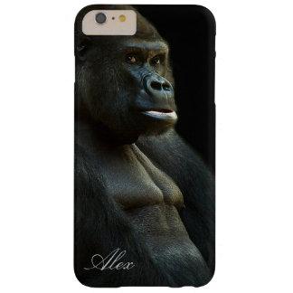 Foto do gorila capa barely there para iPhone 6 plus
