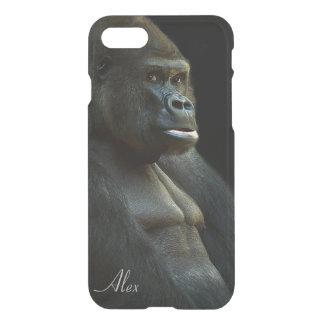 Foto do gorila capa iPhone 8/7