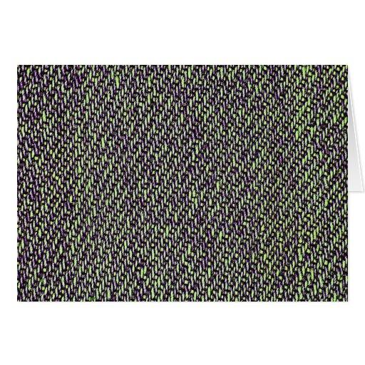 Foto do macro da textura de jeans cartoes