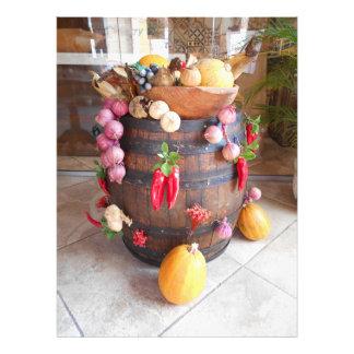 Foto Do vintage do outono da decoração vida ainda