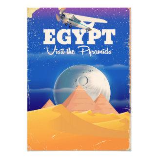 Foto Egipto - visite o poster das viagens vintage das