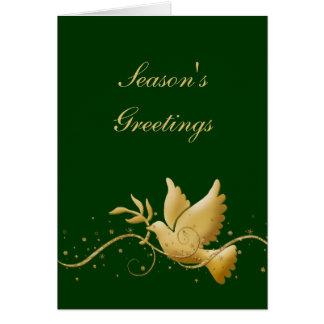 Foto elegante do feriado do Natal Cartões