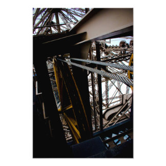 Foto Engrenagens da torre Eiffel