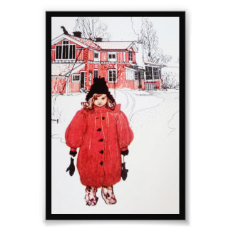 Foto Estar na neve do inverno
