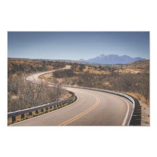 Foto Estrada da arizona do enrolamento
