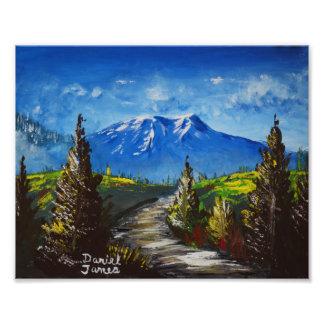 Foto Estrada da montanha
