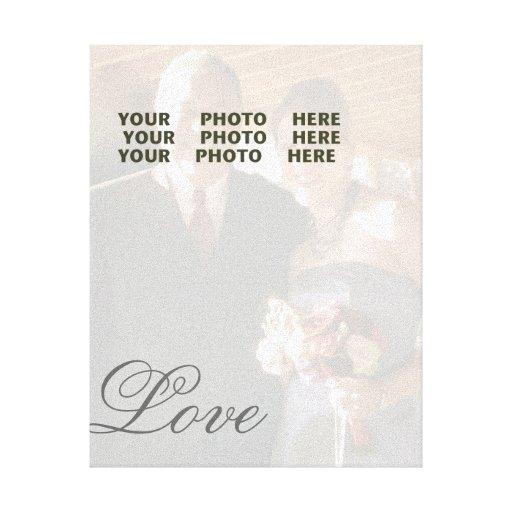 Foto feita sob encomenda do impressão das canvas impressão de canvas esticada
