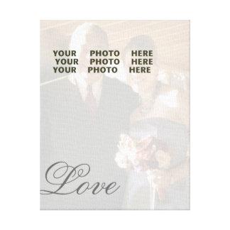 Foto feita sob encomenda do impressão das canvas impressão em tela