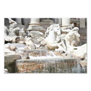 0d0f210f304 Foto Fonte Triton do Trevi e cavalo em Roma