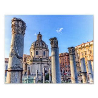 Foto Fórum Romanum, Roma, Italia