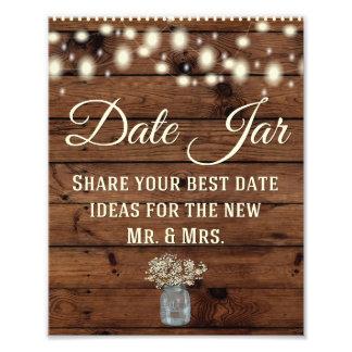 Foto Frasco da data, sinal Wedding, decoração Wedding,