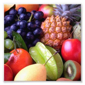Foto Frutas tropicais