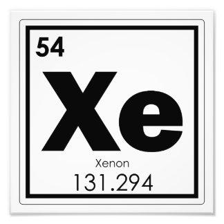 Foto Ge da fórmula da química do símbolo do elemento