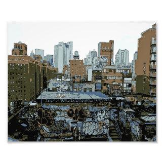 Foto Grafites da Nova Iorque