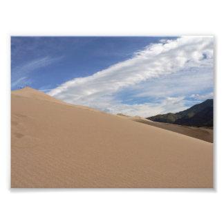 Foto Grandes dunas de areia, Colorado