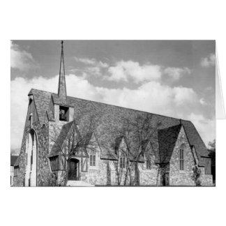 Foto histórica de St Paul Cartão Comemorativo
