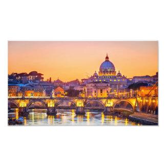Foto Hora do ouro de Roma