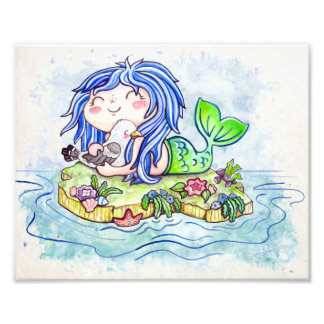 Foto Huggable, sereia pequena de Cutie