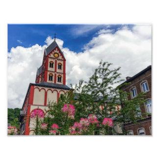 Foto Igreja de St Bartholomew, Liege, Bélgica