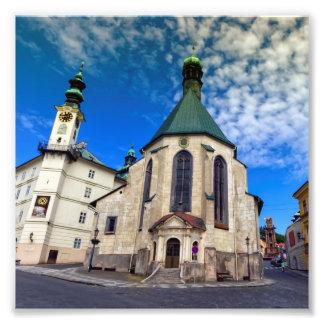 Foto Igreja de St. Catherine, Banska Stiavnica,