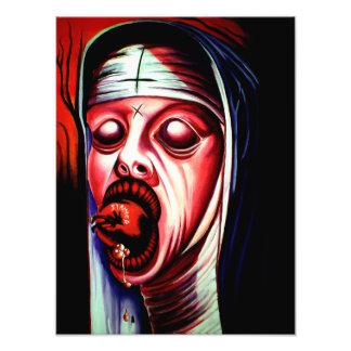 Foto Impressão da arte do pecador (grande)