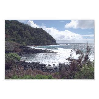 Foto Impressão da paisagem 1 de Havaí