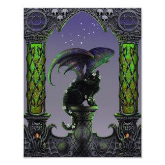 Foto Impressão de Zodicatabat 11x14 do Virgo
