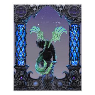 Foto Impressão de Zodicatabat 11x14 dos peixes