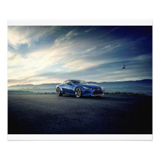Foto Impressão luxuoso do carro