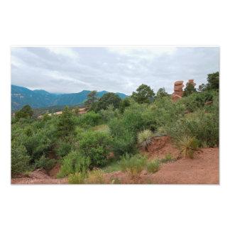 Foto Jardim das montanhas e das colinas dos deuses
